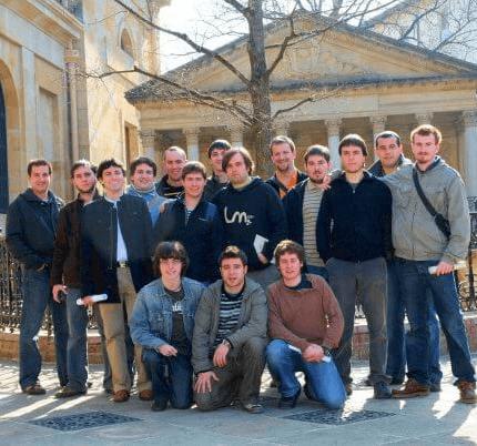 Gazte Abertzaleak - Juventudes de Eusko Alkartasuna (EA) en Gernika