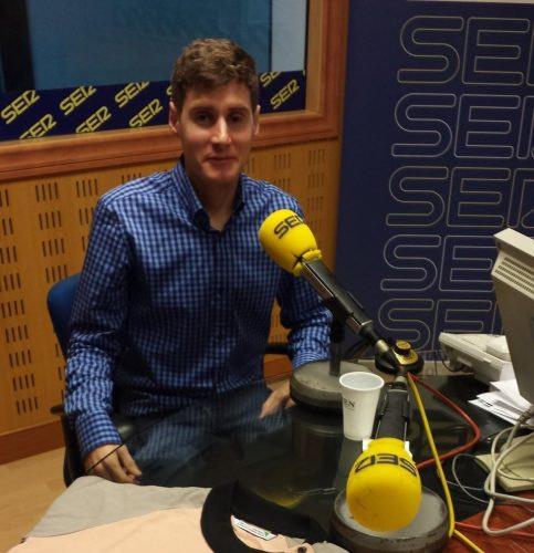Ander Aldekoa en La SER - Radio Bilbao